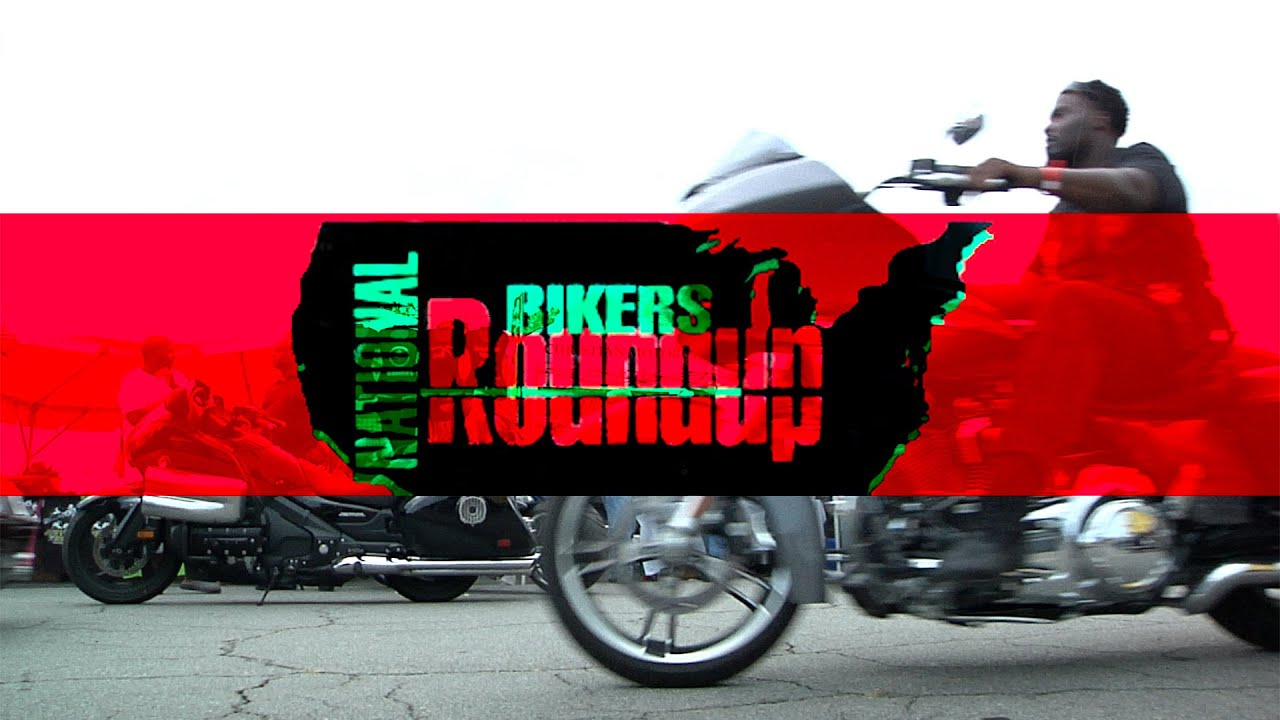 National black bikers roundup 2016 - National Bikers Roundup