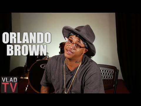"Orlando Brown Cries While Admitting His Attitude Has ""Closed a Lot of Doors"""