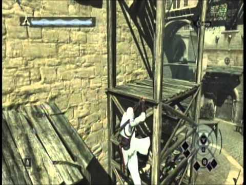 Assassin's Creed - Memory Block 4 Jerusalem Viewpoints and Investigations