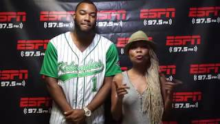 Motivational Speaker Seneca Dunmore discuss Black Panther, Florida Shooting, and much more!!