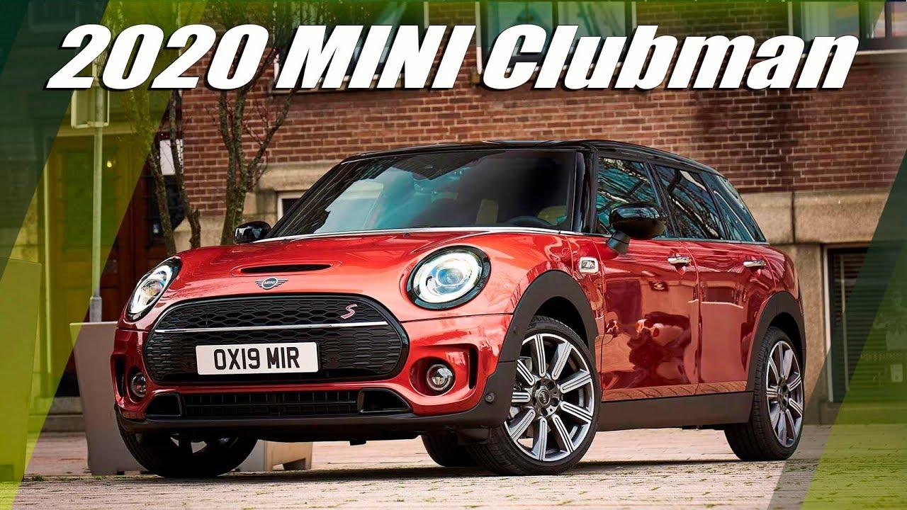 2021 mini clubman  car wallpaper