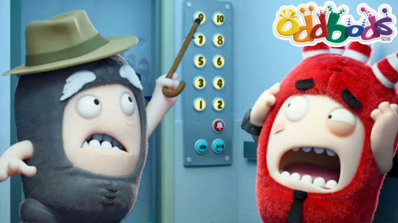 To Wait Or Be Late?   New Funny Cartoon   ODDBODS