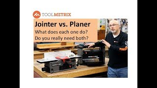 Jointer vs Planer: What Does Each One Do?