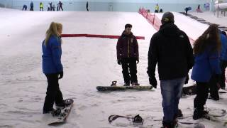 Snowboard Fun Taster through the eyes of a thrill seeker!