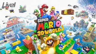 Super Mario 3D World Live! (100% Completion - Continuing Bonus Worlds)