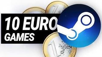 Die BESTEN GAMES für unter 10€ EURO!