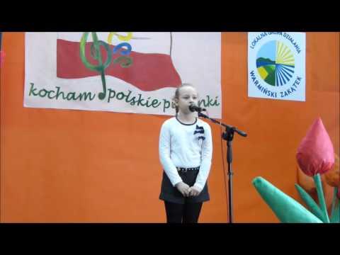 Monika Najdrowska - Rytm i melodia. MOK JEZIORANY