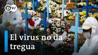 Brasil: aumenta la desesperación por la pandemia