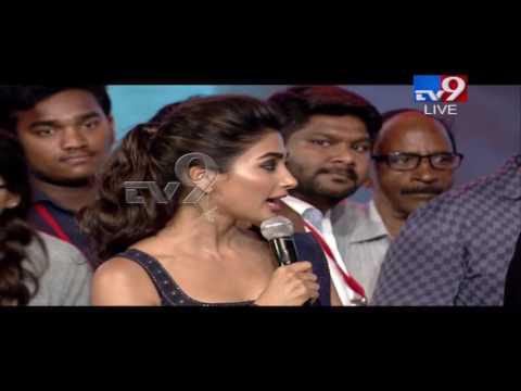 Allu Arjun is Telugu Michael Jackson  Pooja Hegde @ DJ  Launch  TV9