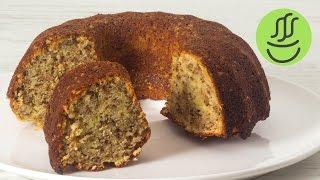 Çok Kolay Cevizli Kek Tarifi - Cevizli Kek Nasıl Yapılır? - Cevizli Kek Yapımı