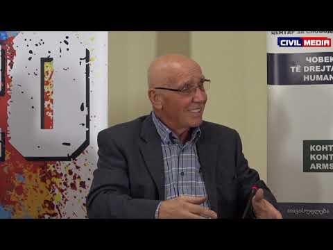 СКЕН -политички магазин: Велија Рамковски, жртва на режимот