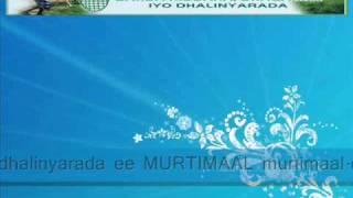 dhaawac: abdulaahi boqole