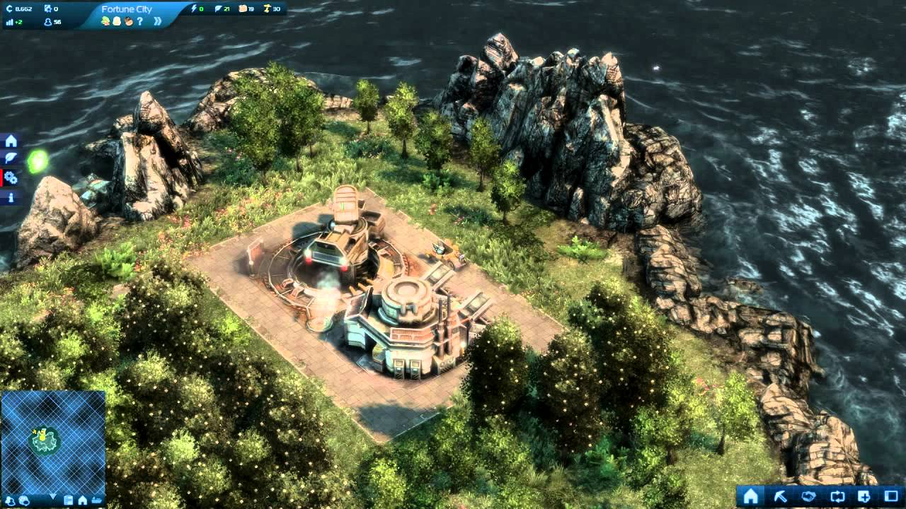 A first look at anno 2070 youtube for Anno 2070 find architect