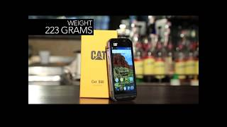 CAT S60 Smartphone Review | Hands on With Gaurav | NewsX Tech