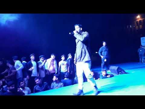 INBUSH ERA 2018 Concert | Amity University |Banja tu meri  rani live|  SHUAIB ZAHOOR