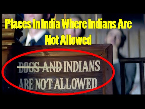 Thumbnail: Top 5 Places in India Where Indians are Not Allowed - The TopLists