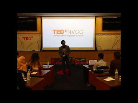 Bridging the Gap Between Imagination and Manifestation  Vincent Settles  TEDxNVCC