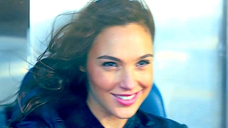 jason statham super bowl commercial 2017 wix food truck gal gadot funny sexy superbowl ad 2017