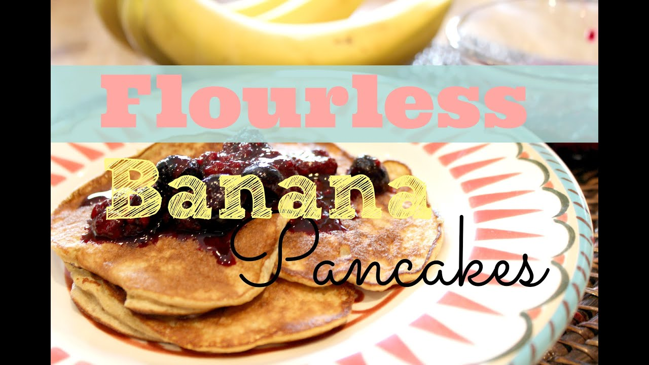 Healthy breakfast recipe how to make banana pancakes flourless healthy breakfast recipe how to make banana pancakes flourless gluten free low fat youtube ccuart Images