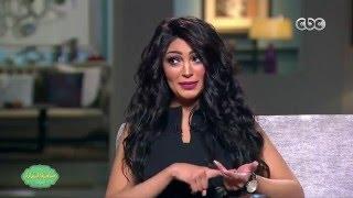 سالي عبدالسلام: أمي قالتلي خلي عندك شوية أنوثة «ربنا يهدك» (فيديو)