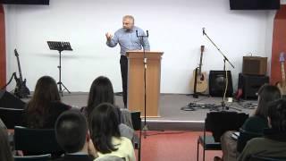 Biserica Biruinta Sibiu - Seara Tineret cu Vladimir Pustan  6 02 2015