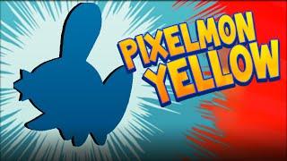 Pixelmon Yellow | Episode 12 - PUBLIC SERVER! (Pokemon in Minecraft)