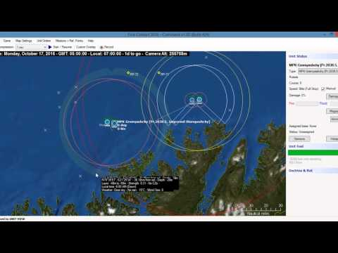 Command - Modern Air/Naval Operations Gameplay Demo