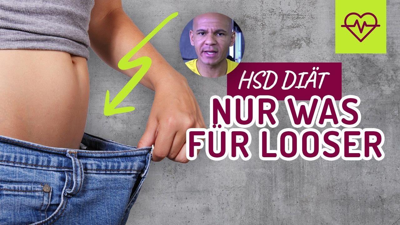 Die Hsd High Speed Diat Ist Nur Was Fur Looser Youtube