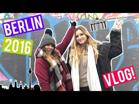 Berlin, Germany Holiday Vlog 2016! | Alarah