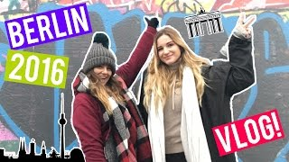 Berlin, Germany Holiday Vlog 2016! | Alarah