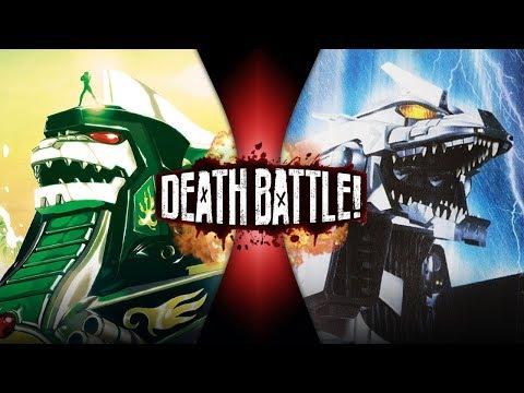 Dragonzord VS Mechagodzilla