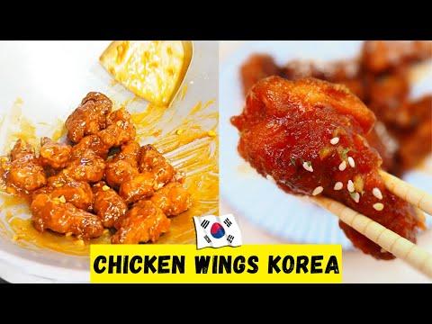 resep-chicken-wings-madu-ala-korea-|-sayap-ayam-goreng
