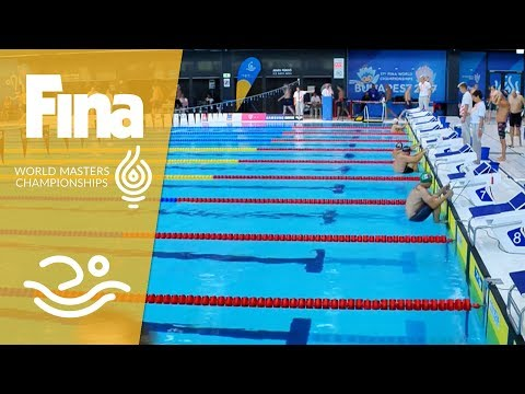 LIVE - Swimming Day 5: Duna Arena Pool B | FINA World Masters Championships 2017 - Budapest