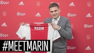 Razvan Marin &#39Gesproken met Cristian Chivu&#39