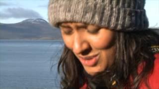 Alice Tumler, Thalassa Grands Voyageurs, Ushuaia, Argentine.wmv