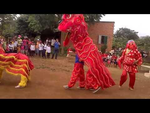 [Trung Thu 2015] Múa Lân Trung Thu 2015   GĐPT Thiện Hòa   Krông Ana