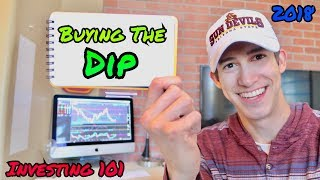 Why I Buy The Dip With Stocks & ETF