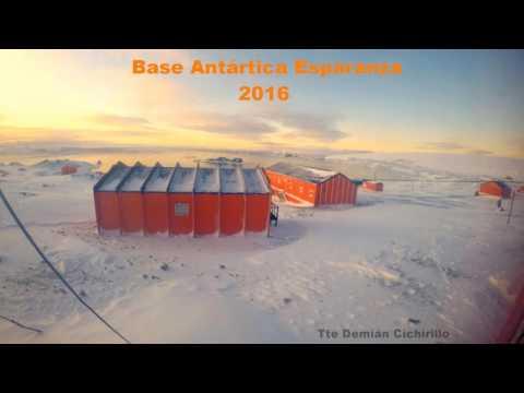 Base Esperanza 2016 -- Antartida Argentina