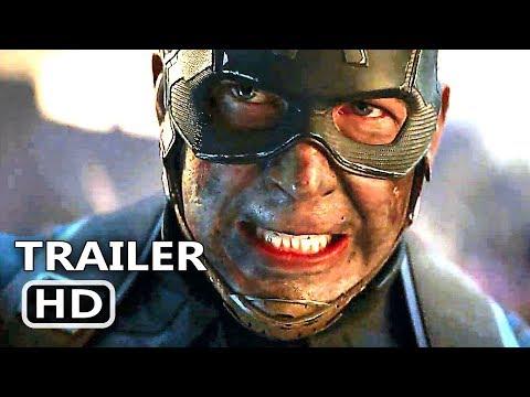 VINGADORES 4 Trailer Brasileiro LEGENDADO # 2 (Novo, 2019) ENDGAME