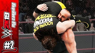[WWE 2K19] Ma Carrière #2 - GROSSE VICTIME