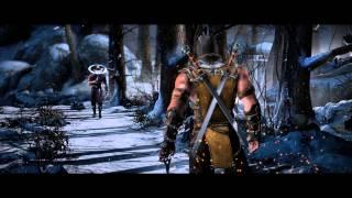 Играем с другом(нытиком) 1 на 1. Mortal Kombat X