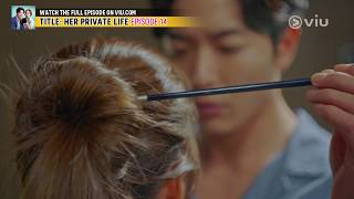 Gambar cover The Art of Passion (Her Private Life EP 14 w/ Eng Subs)