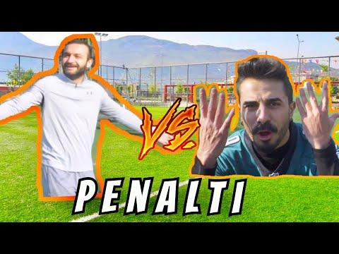 PENALTI CHALLENGE   Aykut Elmas vs Halil İbrahim Göker