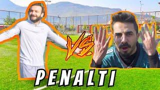 PENALTI CHALLENGE | Aykut Elmas vs Halil İbrahim Göker