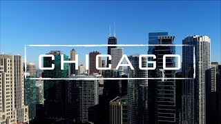 Chicago, Illinois | 4K Drone Footage