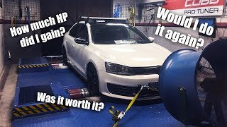 Getting a Stage 1 APR Tune on my VW MK6 Jetta GLI