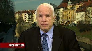 McCain: U.S. can address ISIS and Assad
