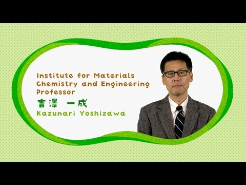 Professor Kazunari Yoshizawa (Institute for Materials Chemistry and Engineering)