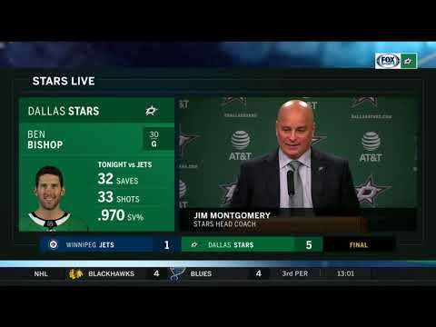 Dallas Stars 5, Winnipeg Jets 1 - Postgame Analysis