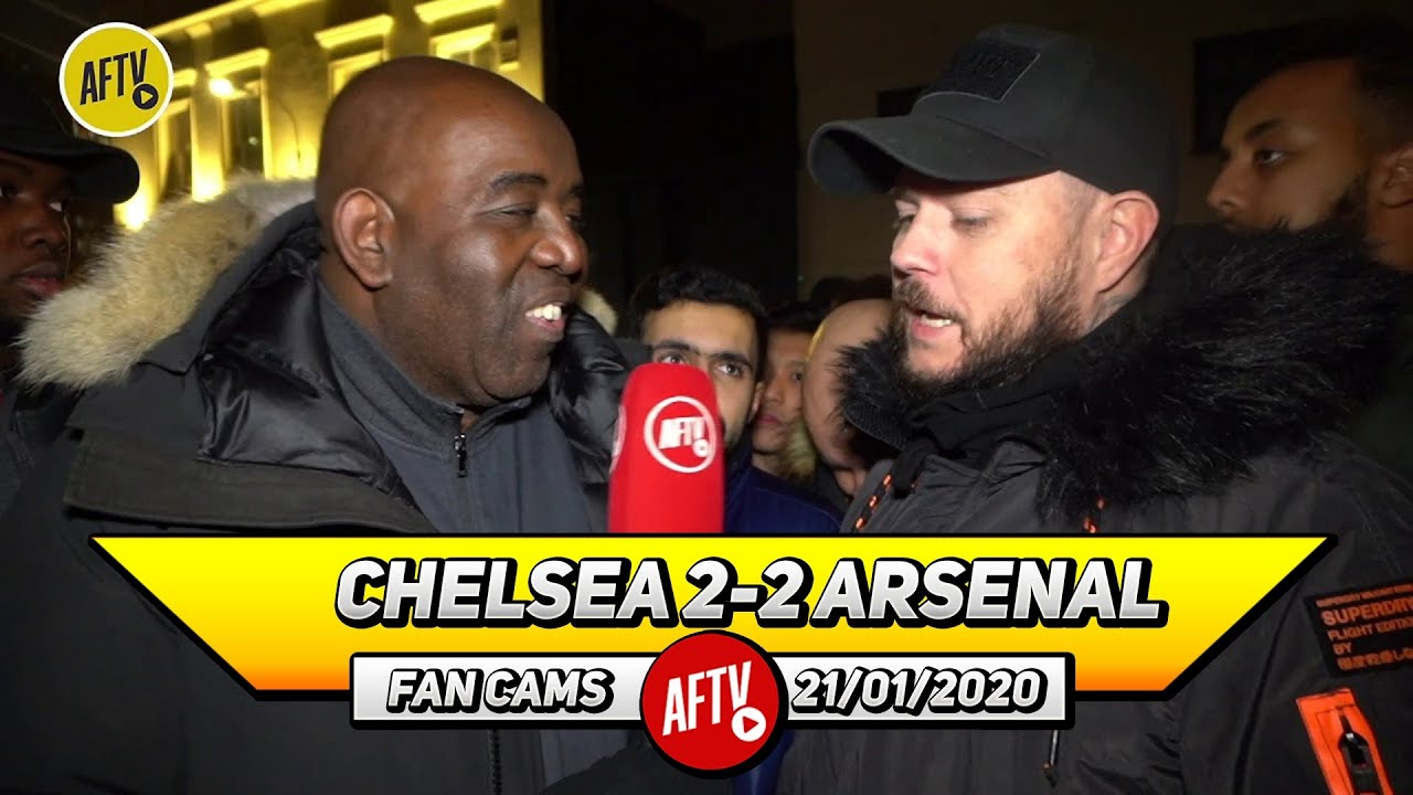 Download Chelsea 2-2 Arsenal   Martinelli Is A Fan Favourite Already! (DT)